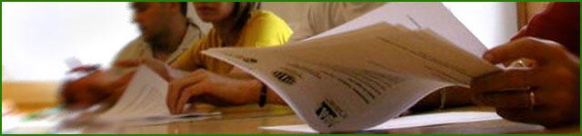 una copia dello Statuto associativo