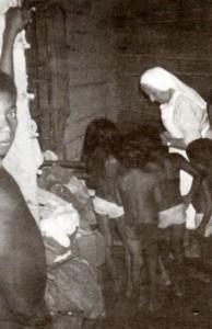 Suor Nemesia presta il suo servizio in una famiglia di Joauqim Gomes